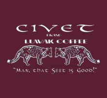 Civet Brand Luwak Coffee - Man that #### is good! by Weber Consulting