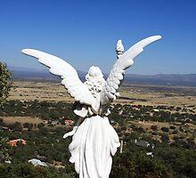Angel of Revelation by ANDREW ROMER