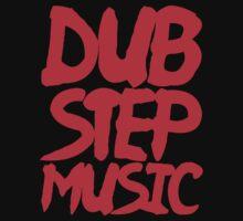 Dubstep Music Kids Tee