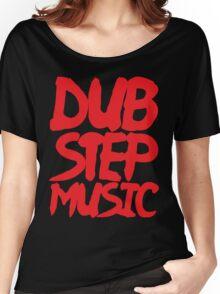 Dubstep Music Women's Relaxed Fit T-Shirt