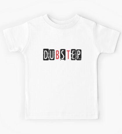Dubstep  Kids Tee