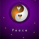 PEACE by jewd barclay