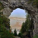 Arch Rock  by Gayle Dolinger