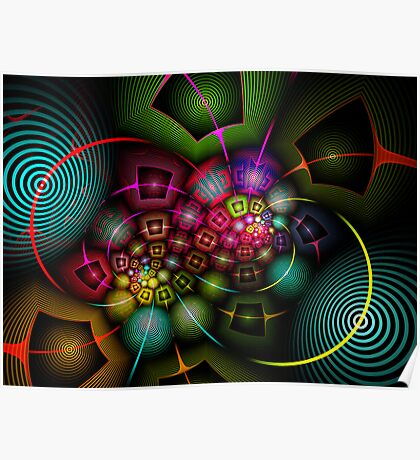 Psychedelic Experience Poster