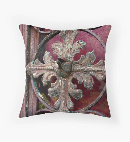 Medallion Throw Pillow