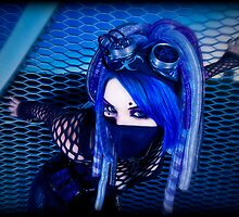 Blu II by Neil Photograph