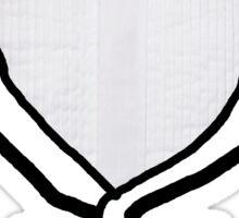 HALLOWEEN COSTUME TUX TUXEDO Sticker