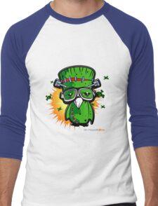 EL PENGUINSTEIN Men's Baseball ¾ T-Shirt
