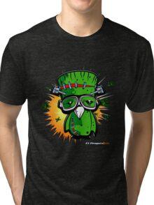 EL PENGUINSTEIN Tri-blend T-Shirt