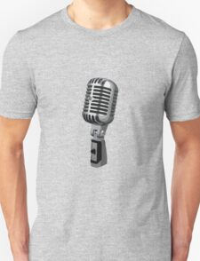 Shure 55 Classic Vintage Microphone  T-Shirt