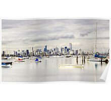 Williamstown view Poster