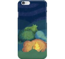 Adventures Start in the Morning iPhone Case/Skin