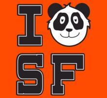 I Panda San Francisco by FearTheBeard