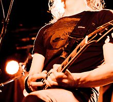 Joe Duplantier of Gojira by HoskingInd