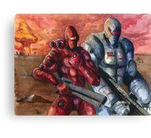 The Doomsday Squad Canvas Print