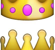 Emoji Crown by emoji-