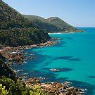 Great Ocean road View by Steve Randall