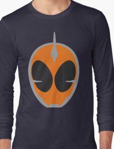 Kamen Rider Face Long Sleeve T-Shirt