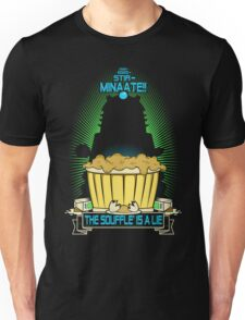 The Souffle' Is A Lie (eggggsTERMINATE!) T-Shirt