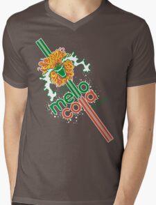 Mellow Cola Mens V-Neck T-Shirt