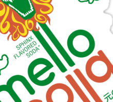 Mellow Cola Sticker
