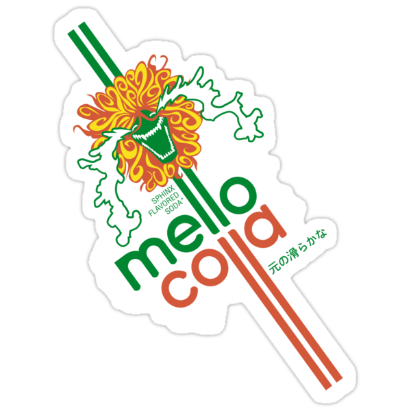 Mellow Cola by Crocktees