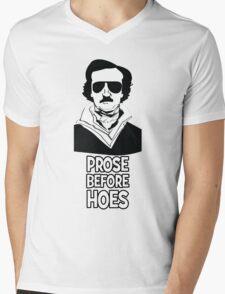 Edgar Allan Bro - Prose Before Hoes Mens V-Neck T-Shirt