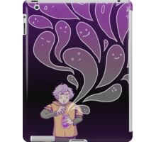 Release the ghosts iPad Case/Skin