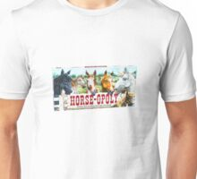 Horseopoly Unisex T-Shirt