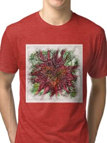 The Atlas of Dreams - Color Plate 189 Tri-blend T-Shirt