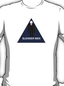 Slender Men's Room  T-Shirt