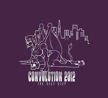 White Convolution 2012 Tee Unisex T-Shirt