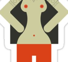 Island Girl Sticker