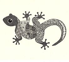 Gecko by embeedesigns