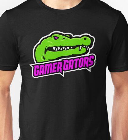 #GamerGate GamerGators Logo Unisex T-Shirt