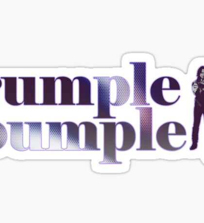 Rumple Bumple! Sticker