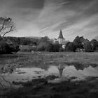 Alfriston Church and Priory by jamesdt