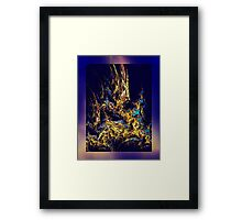 Wild Water Framed Print