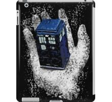 Time And Relative Dimension In The Palm Of Your Hand iPad Case/Skin