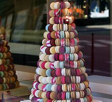 The Macarons of Fauchon by Segalili