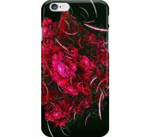 Immortelle in red iPhone Case/Skin