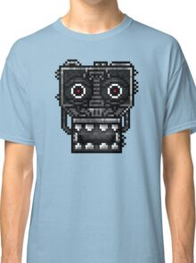 Five Nights at Freddy's 1 - Pixel art - Endoskeleton - Red Classic T-Shirt