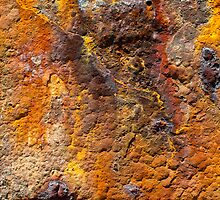 Rust by Gary Eason + Flight Artworks