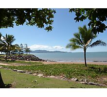 From 'The Strand' Townsville, Queensland. Australia. Photographic Print