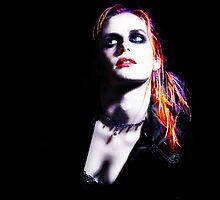 Kristen Stewart - Luminous Punk Glow by Richard Davis