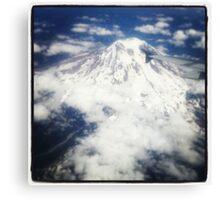 Mountain baker Canvas Print