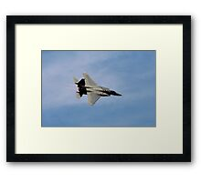 F 15-C JET Framed Print