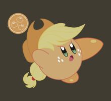 Kirby applejack by juanperu24