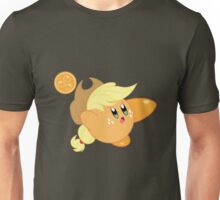 Kirby applejack Unisex T-Shirt