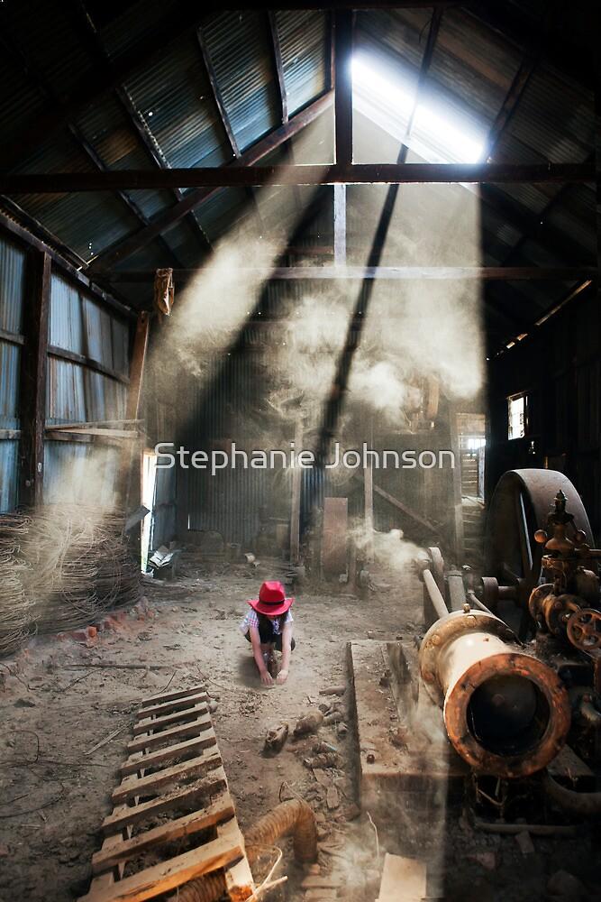 Timeless playground by Stephanie Johnson